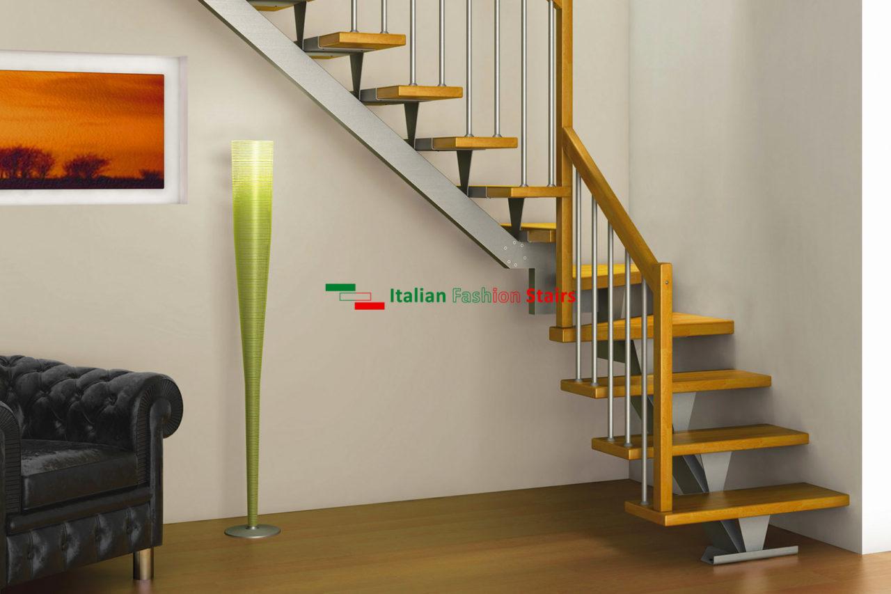 Scale Per Interni Misure scale per interni su misura - scale italian fashion stairs