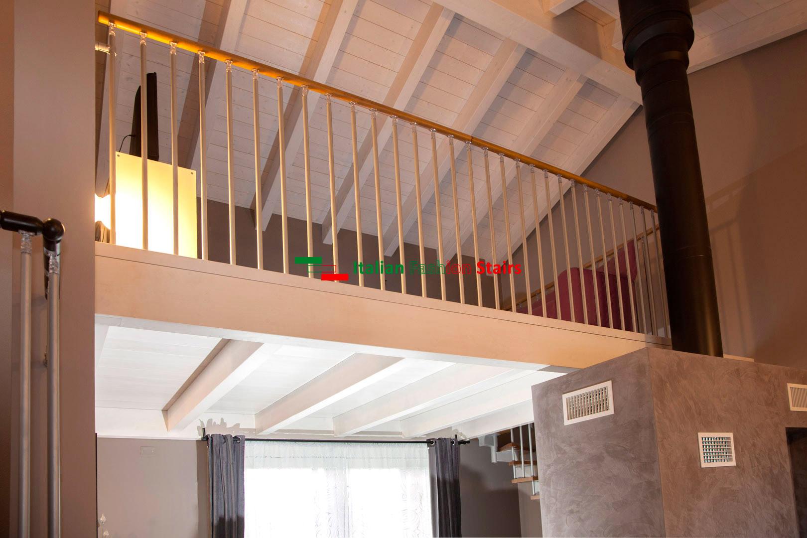 Piccoli Soppalchi In Legno soppalchi - scale italian fashion stairs