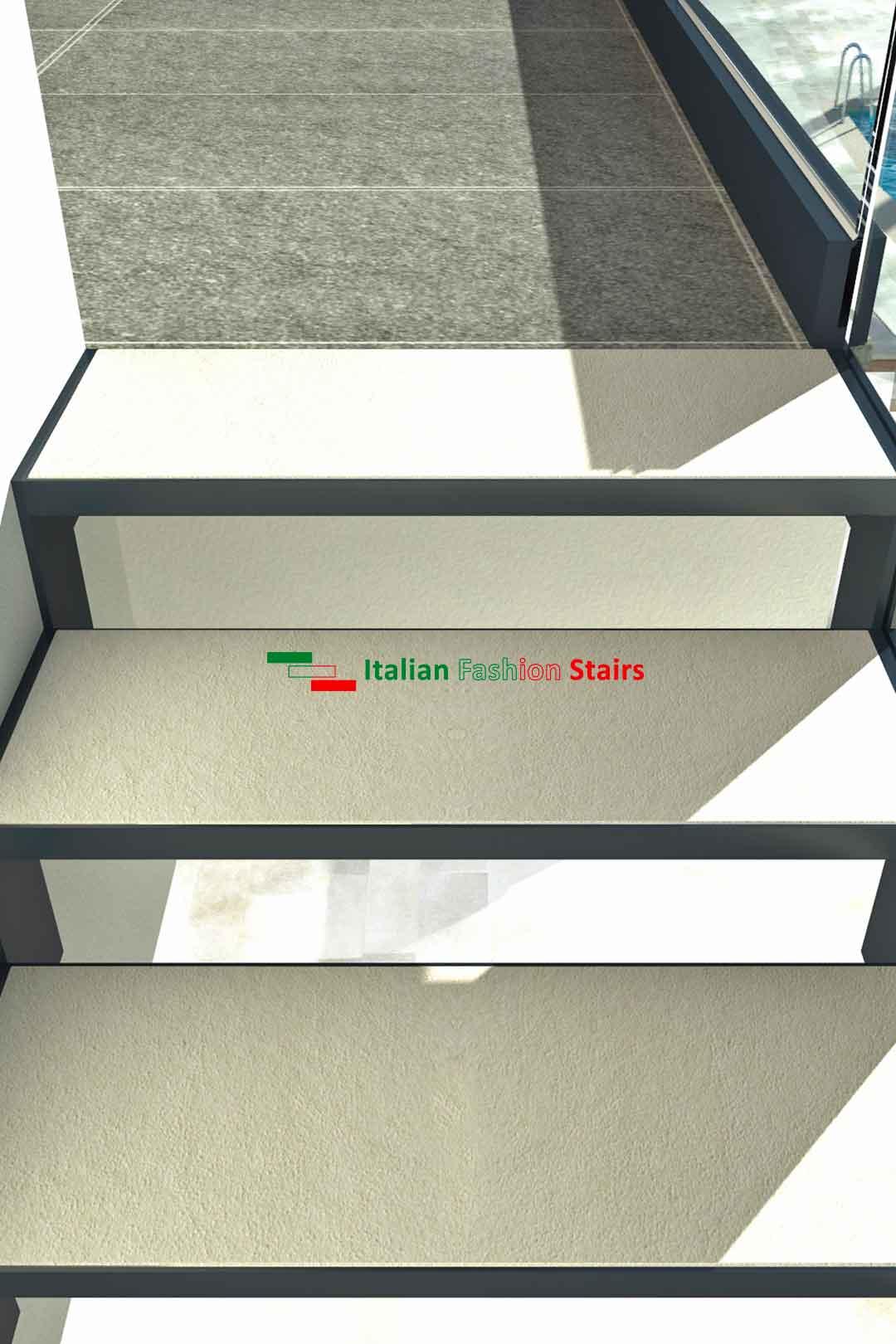 scale per interni ed esterni su misura